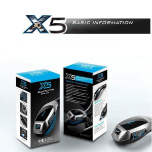 Bluetooth X5 Muzika, Pozivi Mp3, Punjac