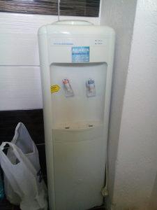 Frizder za vodu