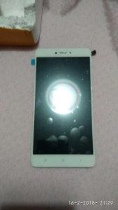 Xiaomi redmi note 4 displej