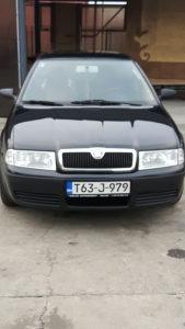 Škoda Octavia benzin plin