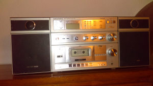 RARITY-Grundig party center HIFI 2000
