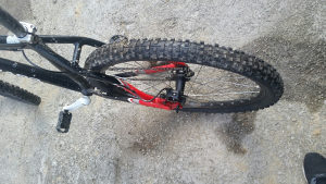 Biciklo haro hidraulične kočnice