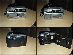 Fotoaparat OLYMPUS Trip XB41 AF