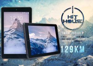 Tablet 3G Mediacom Smartpad Go 7 1GB RAM 8GB ROM