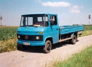 Mercedes Benz 508 MB508 DIJELOVI MB 508 MB508