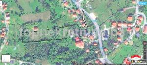 Zemljište 8880 m2 Hotonj