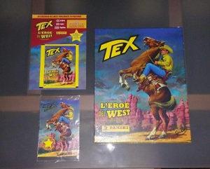 Tex HC - album sa sličicama / PANINI !!!