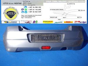 Suzuki Swift 2008-zadnji branik (ostali dijelovi)