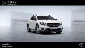 Mercedes - Benz GLA 200 d 4MATIC