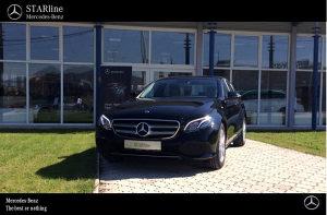 Mercedes-Benz E 220d 4 MATIC