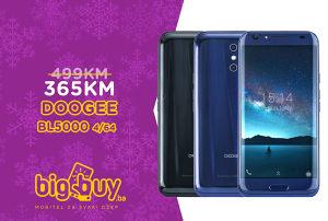 DOOGEE BL5000 4GB/64GB - www.BigBuy.ba