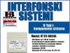 Distributor za V-TEK DT sisteme