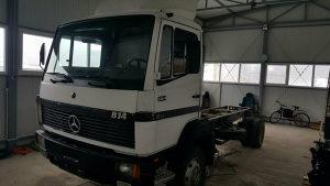 Mercedes 814 8.14 8-14 dijelovi djelovi