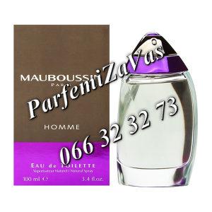 Mauboussin Homme 100ml EDP Tester ... M 100 ml