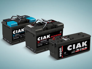 Akumulator 65 Ah CIAK Starter Akcija