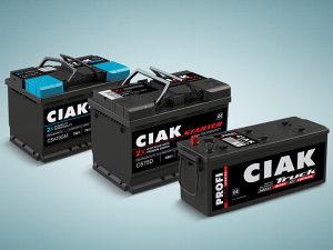 Akumulator 55 Ah CIAK Starter Akcija