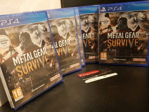 Metal Gear: Survive (PS4 - Playstation 4)