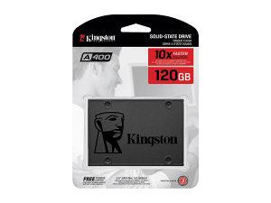 KINGSTON SSD DISK 120GB A400 **3 GODINE GARANCIJA