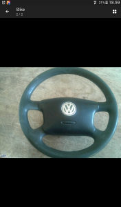 Volan i airbag Passat 5 , 5+ Golf 4 Bora