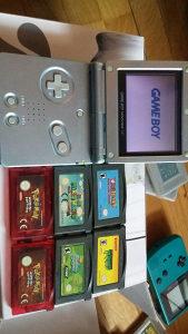 Game Boy advance sp sa 1 igrom