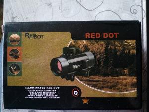 Red dot (crvena tacka ili brzi nisan)