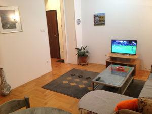 Dvosoban namješten stan - 43 m2