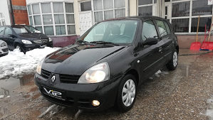 Renault Clio Storia 1.2 Plin 8 ventila