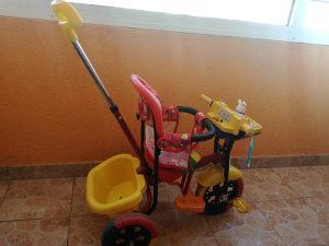 Dječije biciklo-guralica
