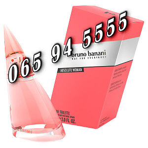 BRUNO BANANI Absolute Woman 60ml 60 ml