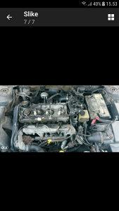 Mazda 6 motor u dijelovima