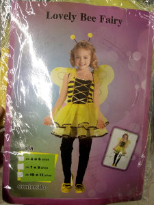 Lovely BEE Fairy haljina
