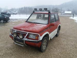 Suzuki Vitara bih papiri