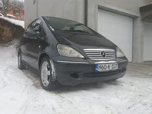 Mercedes A170 CDI avantgarde long061266063