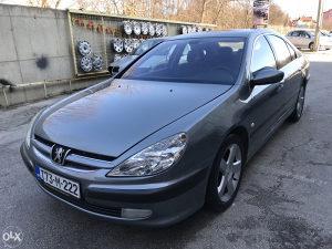 Peugeot 607 dizel 2.2 98 kw 2004 god.*reg