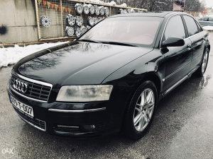Audi A8 Quattro 4.0 Tdi 202 kw 2003 god*reg