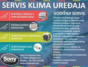 Montaža i Servis Klima Uređaja