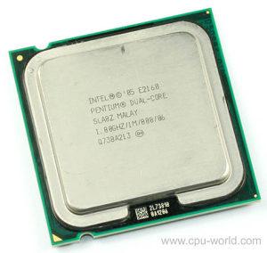 DualCore procesori E2180 Intel