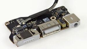 """Macbook Air A1370 11"""" I/O Board"""