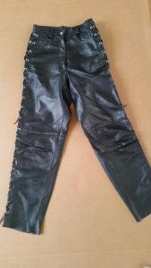 moto kožne hlače