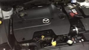 Ukrasna plastika motora Mazda 6