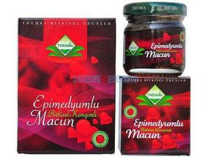 Turski med za potenciju Macun med 240g www.potencijamax