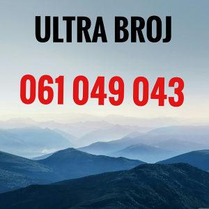 Ultra broj 061 049 043