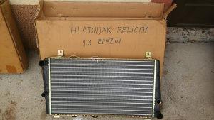 Hladnjak Škoda Felicia 1,3 Benzin
