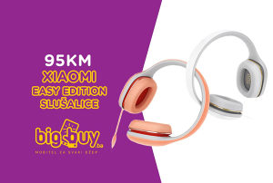 XIAOMI MI HEADPHONES EASY EDITION