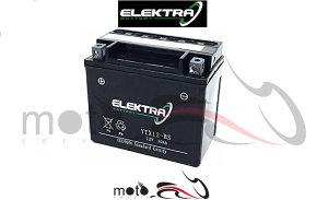 Akumulator za Motocikle 12V 10Ah YTX12-BS
