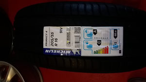 205 55 16 Michelin primacy 4 ljetne gume r16