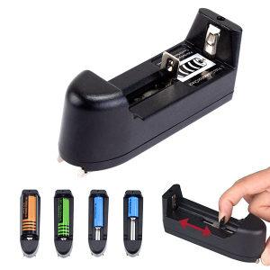Punjac 3,7 V baterija 18650 16340 14500