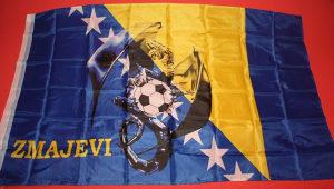 Zastava Zmajevi Bosna BiH 150x90