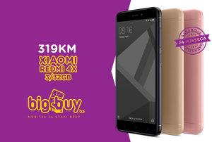 XIAOMI REDMI 4X 3GB/32GB EU - www.BigBuy.ba