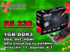Grafika R5 230 1GB DDR3